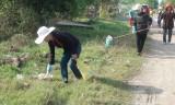 Hiệp Hòa: Xây dựng nông thôn mới còn khó khăn về tiêu chí môi trường