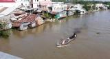 Cảnh báo ngập lụt ở Đồng bằng Sông Cửu Long
