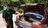 Sử dụng ôtô chở hàng lậu