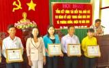 Tân Thạnh: Công tác kiểm tra, giám sát góp phần xây dựng đảng trong sạch, vững mạnh