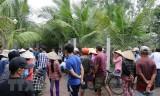 Bắt nghi can giết hại 3 người trong trong gia đình vợ ở Tiền Giang