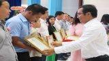 Tuyên dương 190 tổ chức, cá nhân thực hiện tốt chính sách thuế