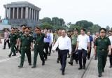 Lăng Chủ tịch Hồ Chí Minh sẵn sàng mở cửa đón đồng bào từ ngày 16/8