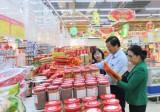 Bảo đảm 80% thực phẩm lưu thông được kiểm tra, giám sát an toàn thực phẩm