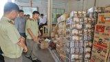 Long An kiên quyết chống buôn lậu, gian lận thương mại dịp cuối năm