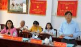 Nửa nhiệm kỳ, Đảng bộ khối CCQ tỉnh Long An có trên 96% đảng viên hoàn thành tốt và xuất sắc nhiệm vụ