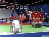 Học sinh Việt Nam đạt thành tích cao tại giải robot thế giới
