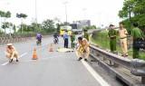 Bắt tài xế xe tải gây tai nạn chết người rồi bỏ trốn