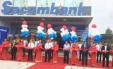 Sacombank khai trương trụ sở mới Chi nhánh Tân Thạnh