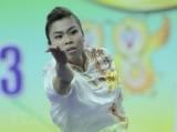 ASIAD 2018: Wushu mang về thêm 1 huy chương đồng cho Việt Nam