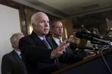 Tổng thống Trump bày tỏ lòng tôn trọng Thượng nghị sỹ John McCain