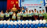 Cần Đước: Tiếp sức đến trường