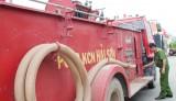 7 công ty đầu tư kinh doanh hạ tầng khu công nghiệp chưa trang bị xe chữa cháy