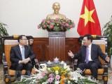Việt Nam coi trọng tăng cường hợp tác với các địa phương Trung Quốc