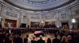 Mỹ tổ chức lễ truy điệu trang trọng cho cố Thượng nghị sỹ John McCain