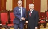 Việt Nam muốn đẩy mạnh hơn nữa quan hệ hợp tác với Vương quốc Anh