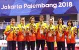ASIAD ngày 01/9: Đoàn thể thao Việt Nam giành thêm 1 HCB