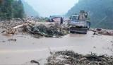 Mưa lũ ở các tỉnh phía Bắc làm 13 người chết, 3 người mất tích