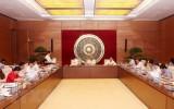 Khai mạc phiên họp mở rộng Ủy ban Pháp luật của Quốc hội