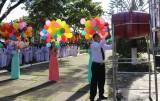 Trường THPT Nguyễn Hữu Thọ phấn đấu 100% học sinh đậu tốt nghiệp
