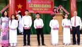 100% học sinh Trường THPT Nguyễn Thông đỗ kỳ THPT quốc gia năm 2018