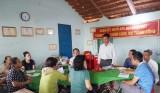 Nhơn Thạnh Trung chú trọng công tác hòa giải ở cơ sở