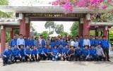 Đoàn Thanh niên về nguồn tại tỉnh Đồng Tháp