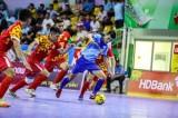 Giải futsal HDBank VĐQG 2018: Sanatech Sanest Khánh Hòa thắng Cao Bằng