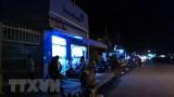 Phòng giao dịch của VietinBank tại Châu Thành, Tiền Giang bị cướp