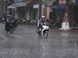 Bão số 5 suy yếu thành áp thấp nhiệt đới, Đông Bắc Bộ có mưa
