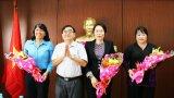 Đồng chí Nguyễn Thị Hồng Phúc được bầu làm Chủ tịch Hội Liên hiệp Phụ nữ Việt Nam tỉnh Long An