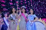 Cận cảnh nhan sắc Tân Hoa hậu Việt Nam 2018 Trần Tiểu Vy