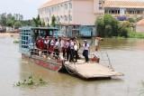 Để học sinh đến trường an toàn trong mùa nước nổi