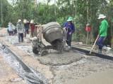 Thạnh Hóa khơi sức dân trong xây dựng nông thôn mới