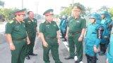 Giao ban ngành Dân quân tự vệ 9 tháng và triển khai nhiệm vụ quý IV năm 2018