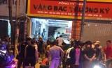 Cướp táo tợn tiệm vàng ở TP Sơn La
