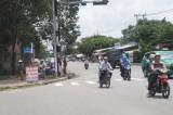 Cần chấn chỉnh trật tự giao thông, mỹ quan khu vực Bệnh viện Đa khoa Long An