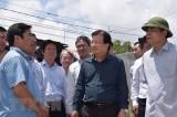 Phó Thủ tướng kiểm tra việc phòng chống lũ ở Đồng bằng sông Cửu Long