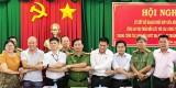 Bảo đảm an ninh, trật tự địa bàn Khu công nghiệp Thuận đạo