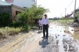 Cần sớm hoàn thiện hạ tầng các khu tái định cư