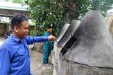 Long Thượng: Lò đốt rác hộ gia đình góp phần bảo vệ môi trường