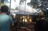 Anh: Cháy lớn tại một trung tâm giải trí ở thủ đô London