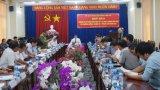 UBND tỉnh Long An họp báo thông tin tình hình kinh tế - xã hội 9 tháng năm 2018