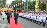 Nhớ chuyến thăm bộ đội Hải quân của Chủ tịch nước Trần Đại Quang