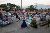 Điện thăm hỏi về trận động đất và sóng thần tại Indonesia