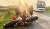 Mỹ Phú liên tục xảy ra 2 vụ tai nạn giao thông