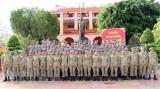 Lực lượng gìn giữ hòa bình Việt Nam: Lính Cụ Hồ với bạn bè quốc tế