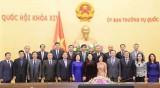 Chủ tịch Quốc hội tiếp các Trưởng cơ quan đại diện VN ở nước ngoài