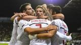 AC Milan thắng vùi dập Sassuolo, nhảy vọt trên bảng xếp hạng