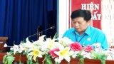 Báo cáo nhanh kết quả Đại hội Công đoàn Việt Nam lần thứ XII